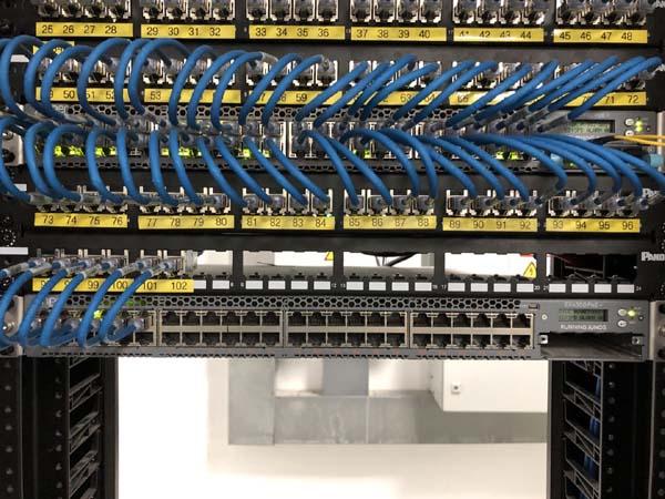 工厂综合布线系统建设